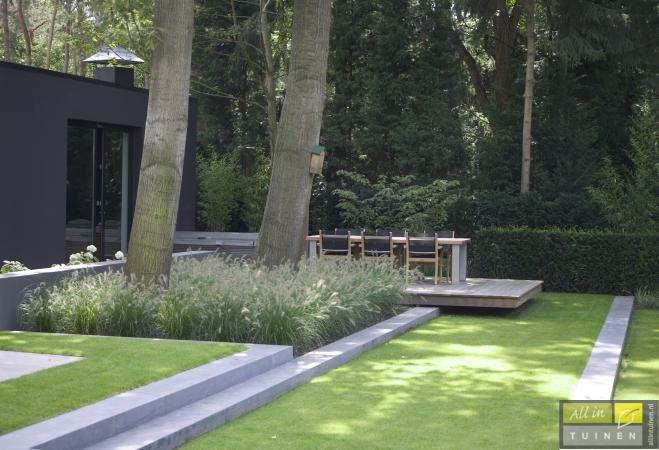 Moderne Tuinen Hoveniersbedrijf All In Tuinen