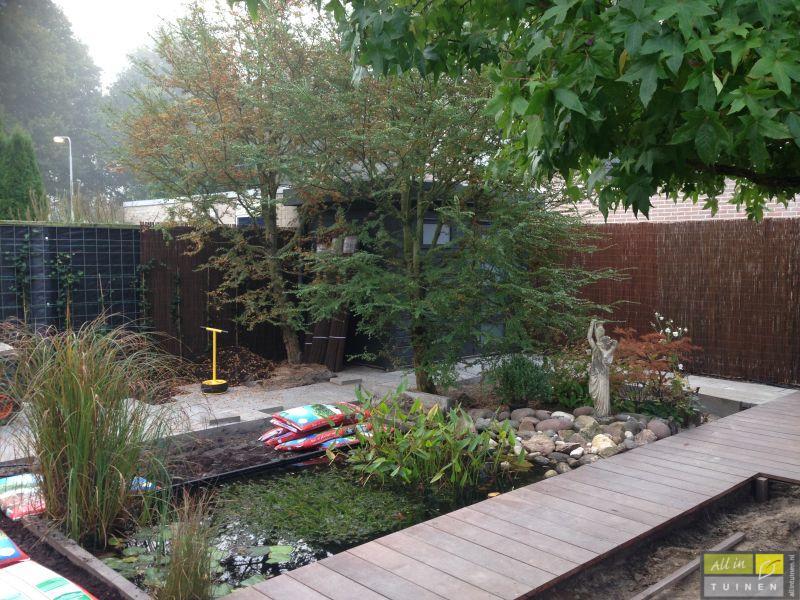 Zen Tuin Aanleggen : Zentuin in polder hoveniersbedrijf all in tuinen