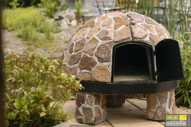 Pizza Oven Tuin : Pizza oven in tuin almere hoveniersbedrijf all in tuinen