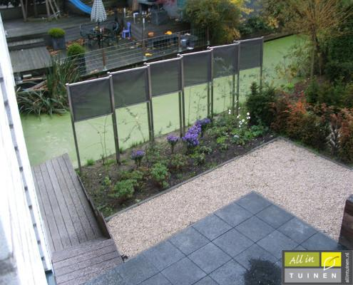 creatieve tuin scherm lelystad