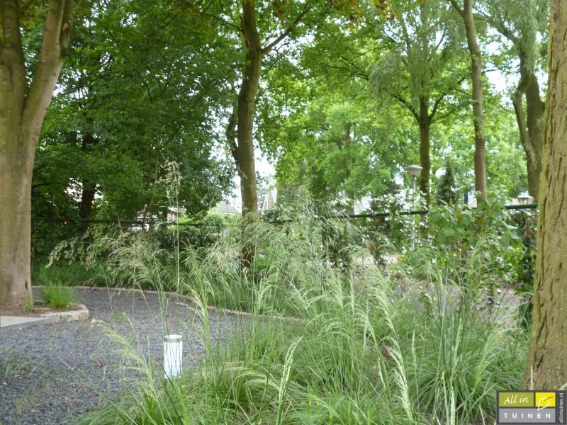 Jaren 70 tuin omgeturnd tot moderne strakke leeftuin met oog voor detail 002
