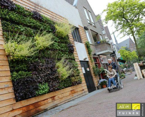 verticale tuin Almere